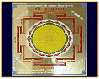 Energized Shree Yantraraj Yantra-YT06