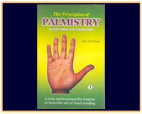 The Principles of Palmistry-2 Volume Set-BKA002